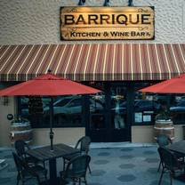 photo of barrique restaurant