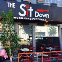 photo of the sit down - los feliz restaurant