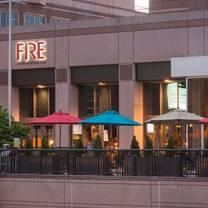 photo of fire at rivercenter restaurant