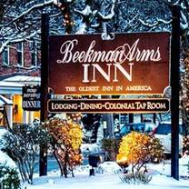 photo of the tavern at the beekman arms restaurant