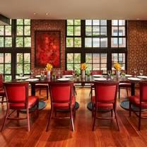 photo of degrees bistro at the ritz-carlton, georgetown restaurant