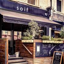 photo of soif restaurant restaurant