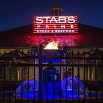 photo of stab's prime steak & seafood restaurant