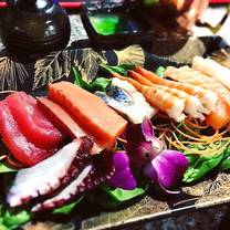 photo of saki sushi bar edmond restaurant