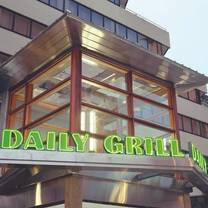 photo of daily grill - bethesda restaurant