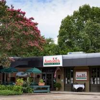photo of antoni's italian cafe restaurant