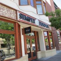 photo of simply fondue livermore restaurant