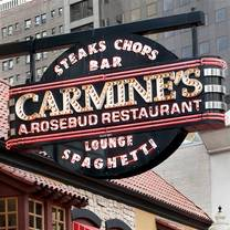 photo of carmine's chicago restaurant