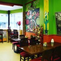 foto von euro mex restaurant