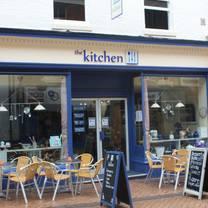 photo of the kitchen, united kingdom restaurant