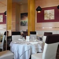 foto de restaurante chardonnay at riu guadalajara
