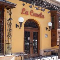 photo of la canela restaurant