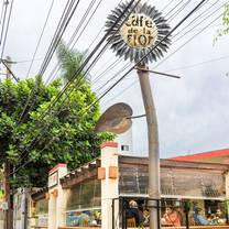foto de restaurante café de la flor - chapultepec
