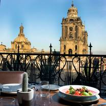 photo of el balcon del zocalo restaurant