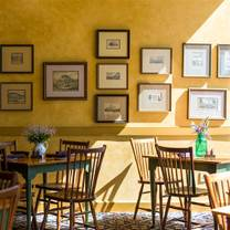 photo of the golden lamb restaurant