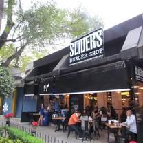 foto de restaurante sliders - polanco