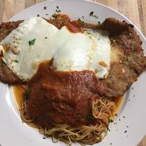 photo of luca's italian bistro restaurant