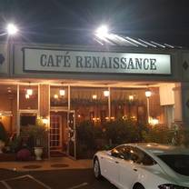 photo of cafe renaissance restaurant