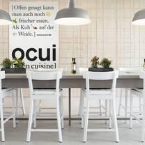foto von ocui [open cuisine] restaurant