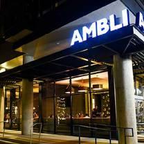 photo of ambli dtc restaurant