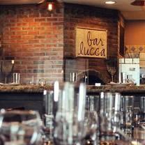 photo of bar lucca restaurant