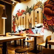 photo of momo ramen restaurant