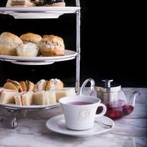 photo of afternoon tea at the grand restaurant