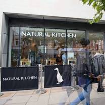 photo of the natural kitchen baker street restaurant