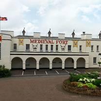 photo of medieval fort restaurant