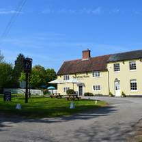 photo of the white horse whepstead restaurant