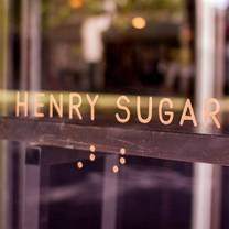 photo of henry sugar restaurant