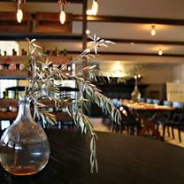 photo of the gathering table restaurant