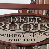 photo of deep roots winery & bistro restaurant