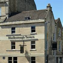 photo of the marlborough tavern restaurant
