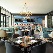 photo of aveo table + bar at the monarch beach resort restaurant