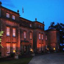 photo of ston easton park hotel restaurant