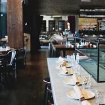 photo of stella barra santa monica restaurant