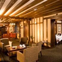 photo of afternoon tea @ the garden restaurant restaurant