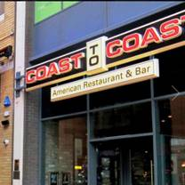 photo of coast to coast - birmingham broad st restaurant