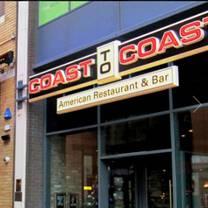 photo of coast to coast - birmingham broad st restaurant