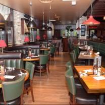 photo of coast to coast - norwich riverside restaurant