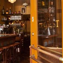 photo of le gigot restaurant