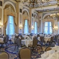 photo of sunday brunch - fairmont hotel macdonald restaurant