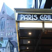photo of le paris grill - tower hill restaurant
