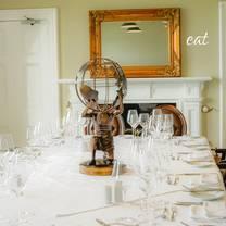 photo of shieldaig lodge restaurant