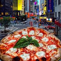photo of angelo's pizza restaurant