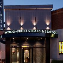 photo of j. gilbert's wood-fired steaks & seafood - west county center restaurant