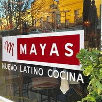 photo of mayas restaurant