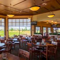 photo of the grille-three crowns golf club restaurant
