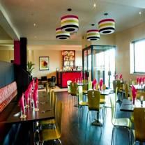 photo of tratts pizza & pasta - holiday inn express london heathrow – t5 restaurant